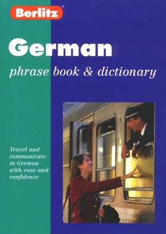 German Phrase Book 9782831562407