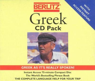 Greek CD Pack 9782831514970