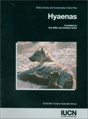 Hyaenas: Status Survey and Conservation Action Plan