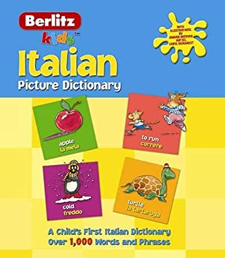 Italian Picture Dictionary 9782831562568