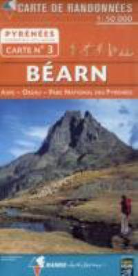 Bearn - National Park of the Pyrenees: RANDO.03 9782841824120