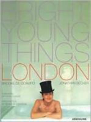 Bright Young Things London 9782843233371