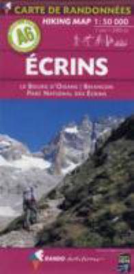 Ecrins, Bourg D'Oisans, Briancon 9782841822423