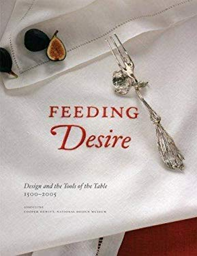 Feeding Desire: Design and the Tools of the Table, 1500-2005 9782843238451