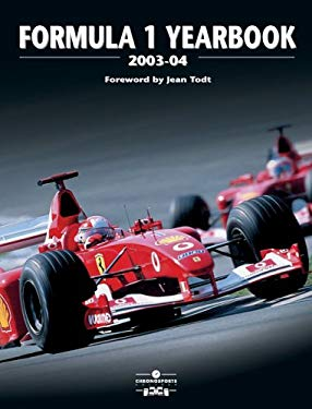 Formula One Yearbook 2003-2004 9782847070484
