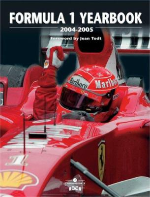 Formula One Yearbook 2004-2005 9782847070866