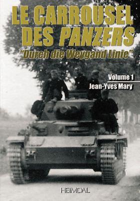 Le Carrousel Des Panzers 9782840482901