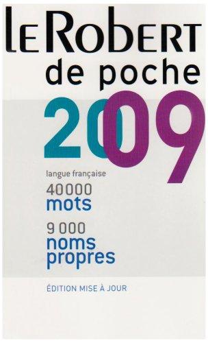 Le Robert de Poche 9782849024737