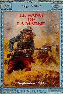 Le Sang de la Marne: Septembre 1914 9782840480150