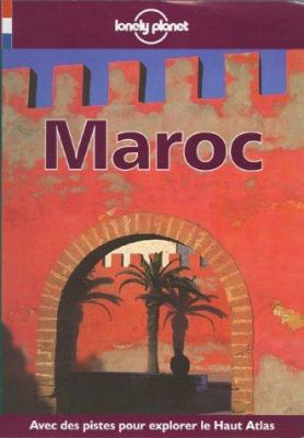 Lonely Planet Maroc 9782840700753