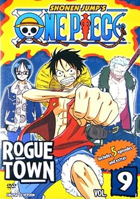 One Piece Volume 9: Rogue Town