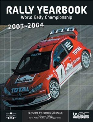 Rally Yearbook 2003-2004 9782847070491