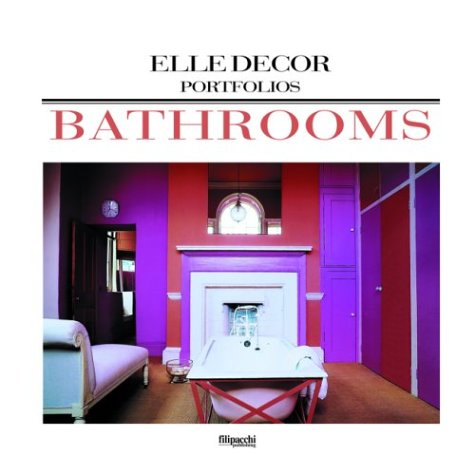 Elle Decor Portfolios Bathrooms 9782850187322