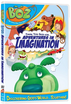 Thank You God for Adventures in Imagination