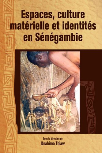 Espaces, Culture Materielle Et Identites En Senegambie 9782869784826
