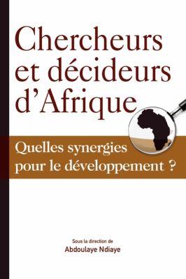 Chercheurs Et D'Cideurs Dafrique Quelle 9782869782617
