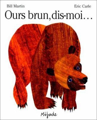Ours Brun, Dis-Moi 9782871421894