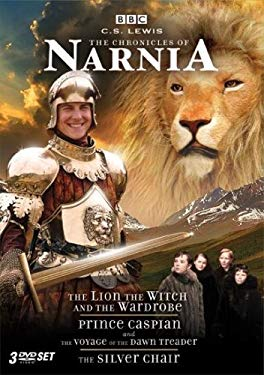 The Chronicles of Narnia (The Lion, the Witch, and the Wardrobe / Prince Caspian and the Voyage of the Dawn Treader / The Silver Chair)