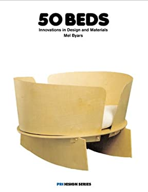 50 Beds: Innovations in Design and Materials [With Flaps] 9782880464493