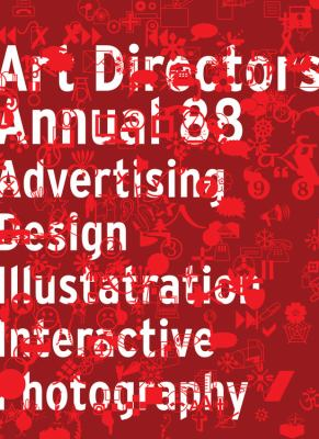 Art Directors Annual 88 [With CDROM] 9782888930853