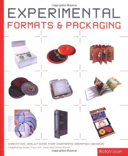 Experimental Formats & Packaging: Creative Solutions for Inspiring Graphic Design 9782880467999