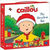 Caillou: My Storytime Box: Boxed set (Boxset) 22598555
