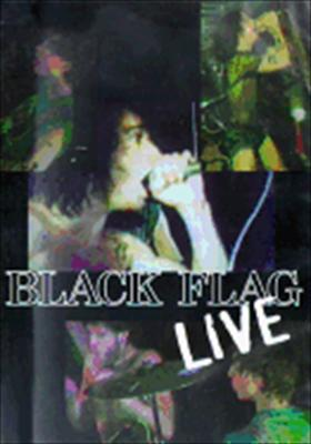 Black Flag-Live