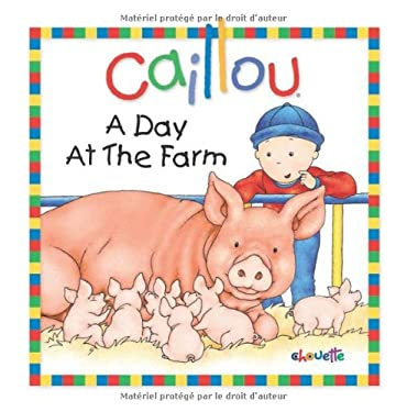 A Day at the Farm 9782894507438