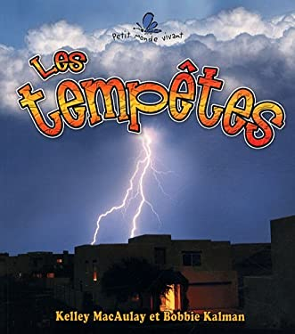 Les Temptes = Changing Weather: Storms 9782895791669