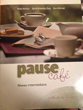 Pause Cafe Niveau Intermediaire Manuel