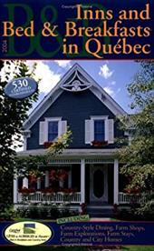 Ulysses Quebec, Inns/B& Bs, 14th Ed