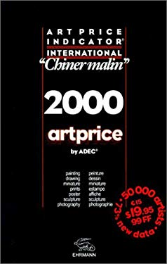 Art Price Indicator 2000 9782907129176