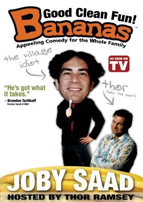 Bananas Comedy: Joby Saad