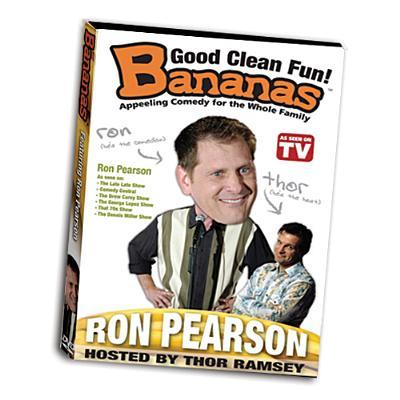 Bananas Featuring Ron Pearson