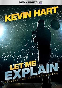 Kevin Hart Let Me Explain [DVD + Digital]