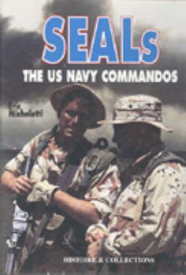 Seals: The US Navy Commandos 9782908182354