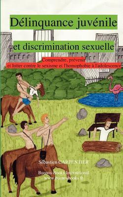Delinquance Juvenile Et Discrimination Sexuelle, Comprendre, Prevenir Et Lutter Contre Le Sexisme Et L'Homophobie A L'Adolescence 9782915495867