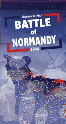 Bataille de Normandie 1944/Battle Of Normandy 1944 9782912925619