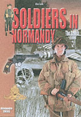 Soldiers in Normandy - The British 9782915239447