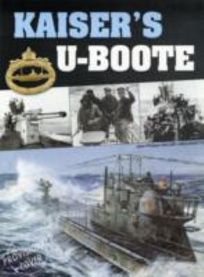 The Kaiser's U-Boote 9782913903968