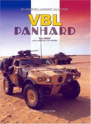 VBL Panhard: Vehicule Blinde Leger 9782913903166