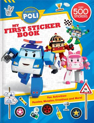 Level 1: Starting Reader Read with Robocar Poli A Visit to The Farm