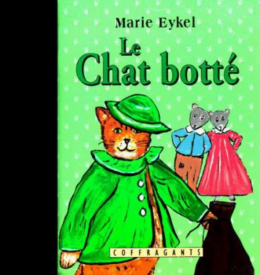 Le Chat botte [With Booklet] 9782921997027