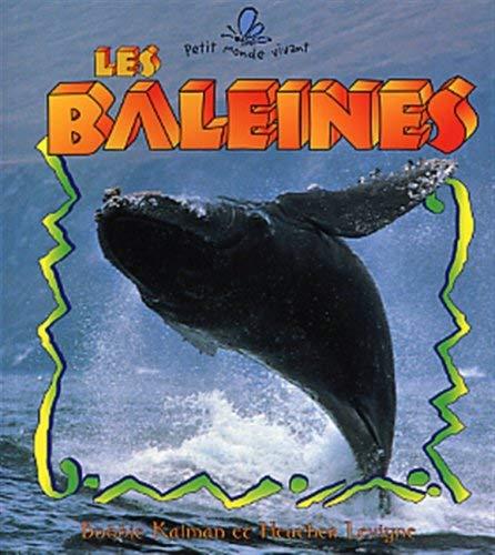 Les Baleines 9782920660854