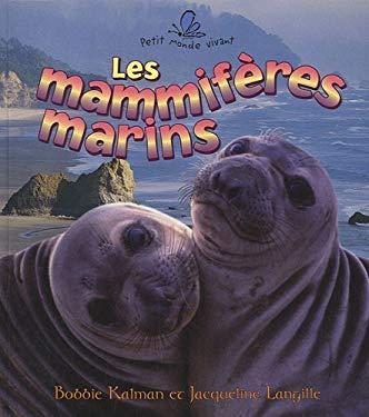 Les Mammifires Marins 9782920660977