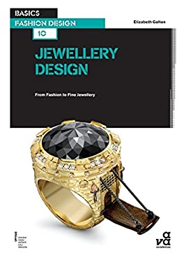 Basics Fashion Design: Jewelry Design 9782940411948