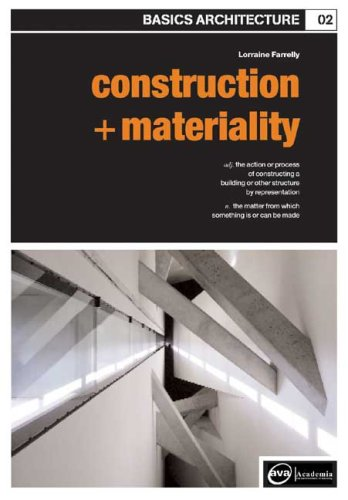 Construction + Materiality 9782940373833