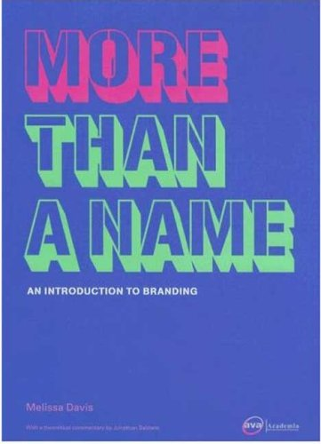 More Than a Name: An Introduction to Branding 9782940373000