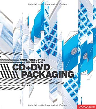Print and Production Finishes for CD and DVD Packaging 9782940361410