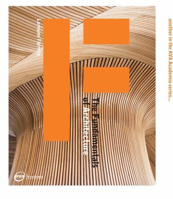 The Fundamentals of Architecture 9782940373482